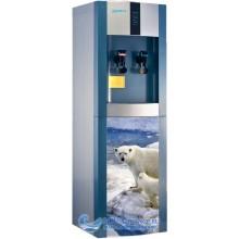 """Кулер для воды Aqua Work с фото """"Мишки на севере"""""""