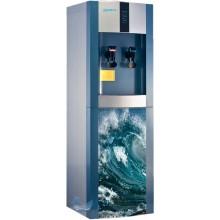 """Кулер для воды Aqua Work с фото """"Волна"""""""