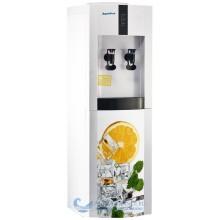 """Кулер для воды Aqua Work с фото """"Апельсин"""""""