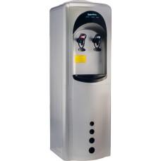 Кулер для воды Aqua Work 16L/HLN серебристо-черный