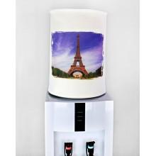 Чехол для бутыли на кулер Париж