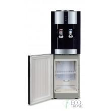 Кулер для воды Экочип V21-LF серебристо-черный с холодильником