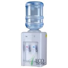 Кулер для воды Ecotronic H2-TE белый