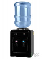 Кулер для воды Ecotronic H2-TE черный