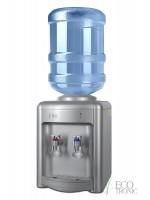 Кулер для воды Ecotronic H2-TE серебристый
