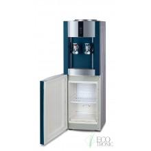 Кулер для воды Экочип V21-LF серебристо-синий с холодильником